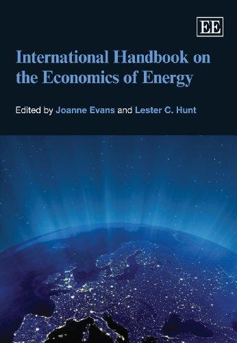 9780857938251: International Handbook on the Economics of Energy (Elgar original reference)