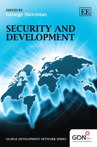 9780857938381: Security and Development (Global Development Network Series)