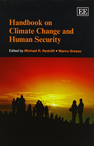 9780857939104: Handbook on Climate Change and Human Security (Elgar Original Reference)