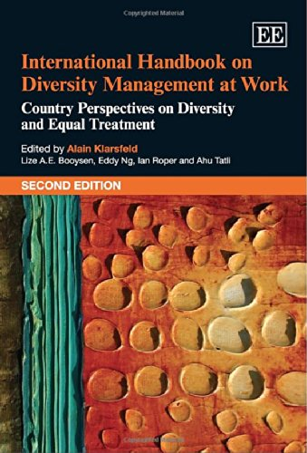 International Handbook on Diversity Management at Work: Country Perspectives on Diversity and Equal...