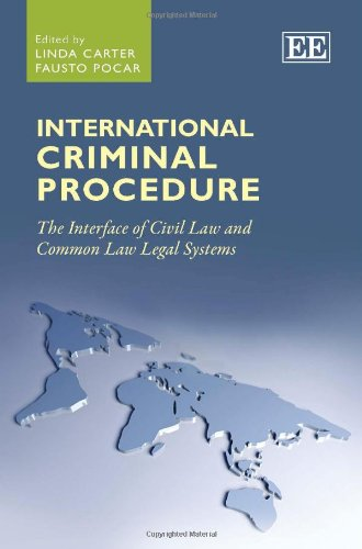 9780857939579: International Criminal Procedure: The Interface of Civil Law and Common Law Legal Systems