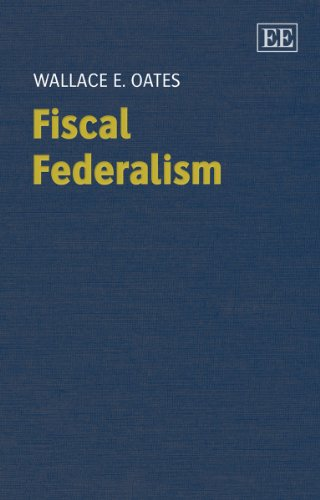 9780857939944: Fiscal Federalism