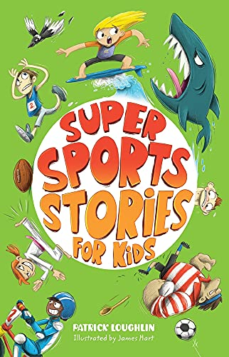 9780857989666: Super Sports Stories for Kids