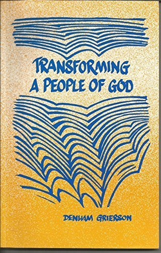9780858194649: Transforming a People of God
