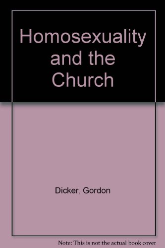 9780858195059: Homosexuality and the Church