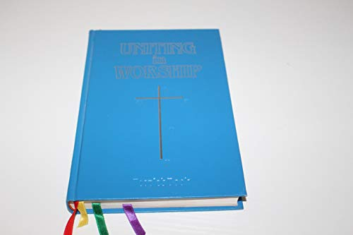 9780858197091: Uniting in Worship. People's Book
