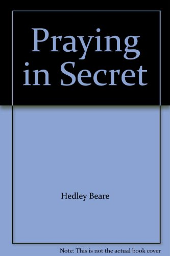 9780858197305: Praying in Secret