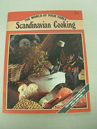 9780858352483: Scandinavian Cooking: Savory Dishes from the Four Northern Sisters, Denmark, Finland, Norway, Sweden (Round the world cooking library)