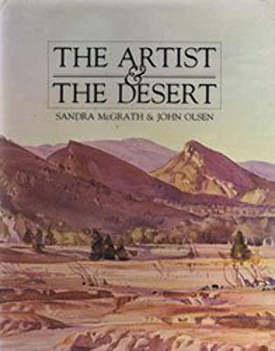 9780858354975: Artist and the Desert