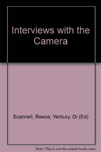 9780858376649: Writers interviews with the camera