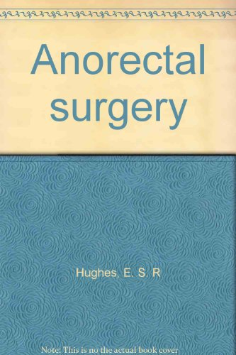 9780858780088: Anorectal surgery