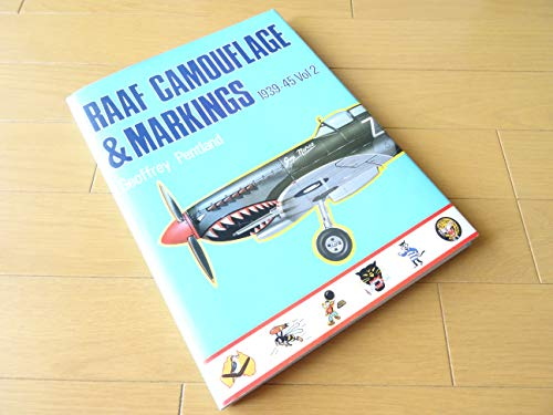 9780858800373: RAAF Camouflage & Markings 1939 - 45 Volume 2