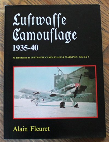 9780858800403: Luftwaffe Camouflage, 1935-40