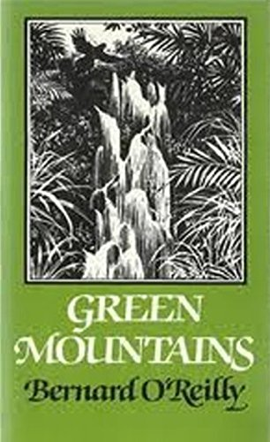 9780858810587: Green mountains