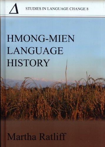9780858836150: Hmong-Mien Language History (Pacific Linguistics, 613; Studies in Language Change, 8)