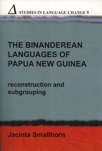 9780858836310: The Binanderean Languages of Papua New Guinea: Reconstruction and Subgrouping (Pacific Linguistics, 625)