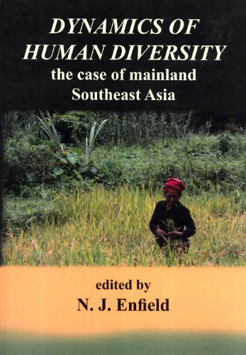 9780858836389: Dynamics of Human Diversity: The Case of Mainland Southeast Asia (Pacific Linguistics, 627)