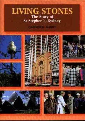 9780858922648: Living Stones: The Story of St Stephen's, Sydney
