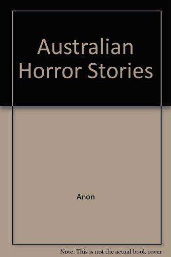 9780859020893: Australian Horror Stories