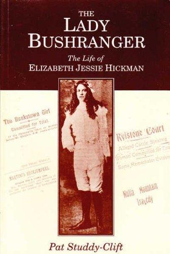 9780859052238: The lady bushranger