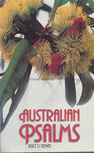 9780859100755: Australian Psalms