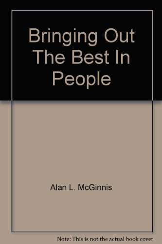 9780859103503: Bringing Out The Best In People