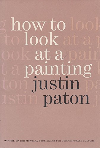 9780859291606: How to Look at a Painting