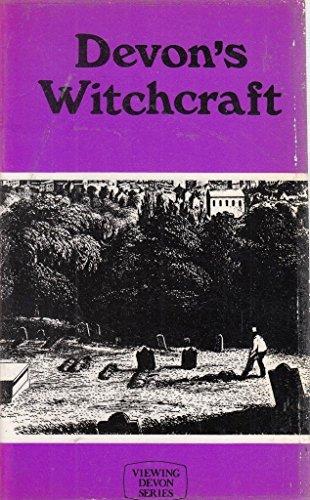 9780859320917: Devon's Witchcraft (Viewing Devon series)