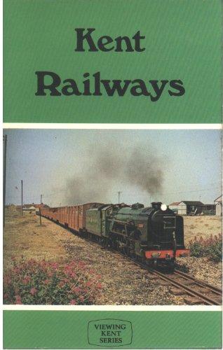9780859321853: Kent Railways