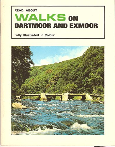 9780859330329: Walks on Dartmoor and Exmoor