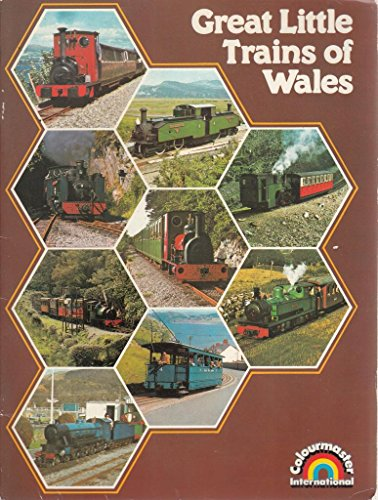 9780859331944: Great Little Trains of Wales