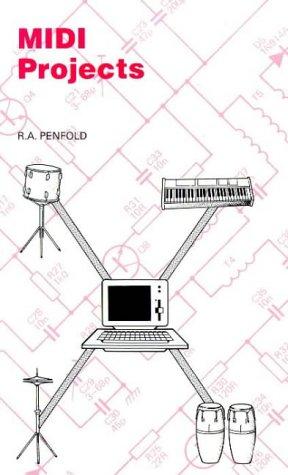 9780859341561: MIDI Projects (BP)