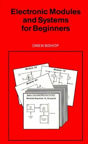 9780859342117: Electronic Modules and Systems for Beginners (BP)