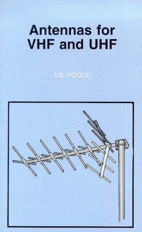9780859342469: Antennas for VHF and UHF (BP)