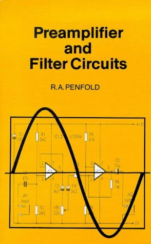 9780859342544: Preamplifier and Filter Circuits (BP309)