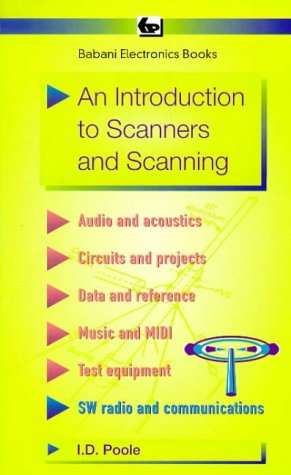 9780859342568: An Introduction to Scanners and Scanning (BP S.)