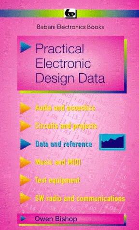 9780859343169: Practical Electronic Design Data (BP)