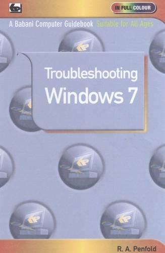 9780859347136: Troubleshooting Windows 7
