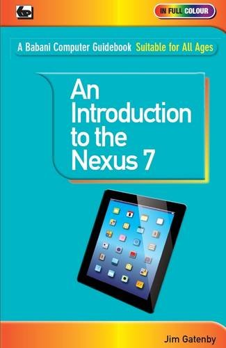 9780859347440: An Introduction to the Nexus 7