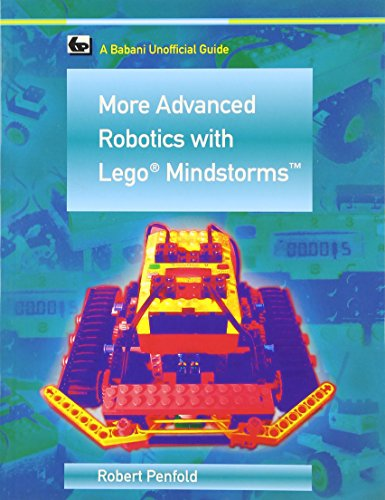 9780859349024: More Advanced Robotics with Lego Mindstorms (Babani unofficial guides)