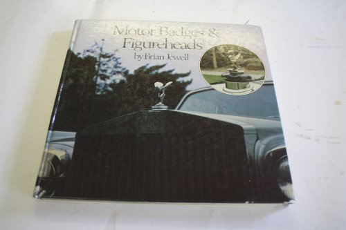 9780859360623: Motor Badges and Figureheads (Midas Collectors' Library)