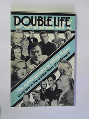 941c3f6c74 9780859361415: Double Life The Autobiography of Miklos Rozsa ...