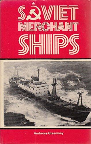 9780859373241: Soviet Merchant Ships