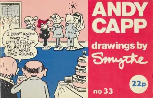 9780859390255: Andy Capp: No. 33