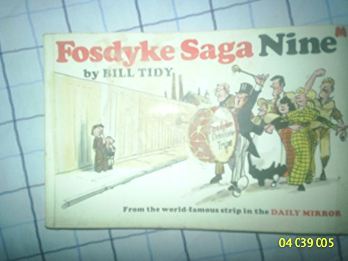 Fosdyke Saga: No. 9 (0859392171) by Bill Tidy