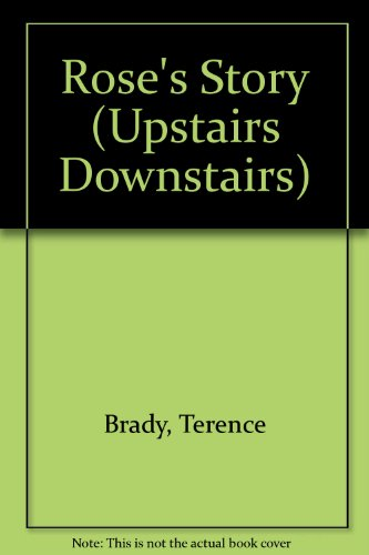 9780859400169: Rose's Story (Upstairs Downstairs)