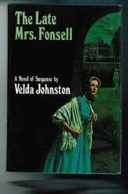 9780859400275: Late Mrs. Fonsell
