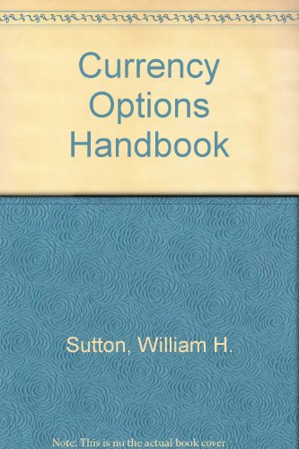 The Currency Options Handbook SECOND EDITION