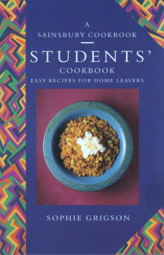 Students' Cookbook, Easy Recipes for Home Leavers : A Sainsbury Cookbook