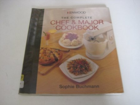 9780859419390: Kenwood: The Complete Chef and Major Cookbook